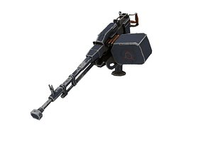 Old Gun 3D