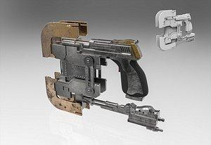 Plasma Cutter - Dead Space 3D model