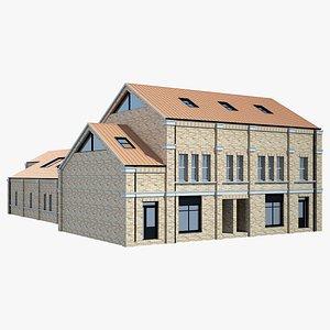 brick house model
