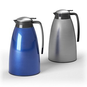 3D Thermos flask
