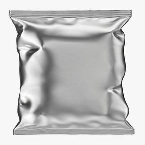 mockup small folds 3D model