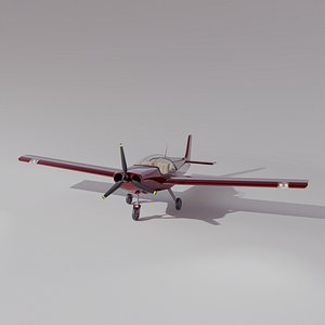 zenith ch 650 3D model