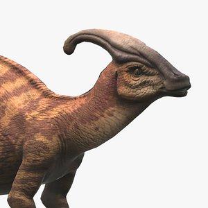 3D dinosaur nature animal model