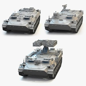 MT-LB High-Poly Collection model