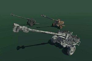 howitzer 3D