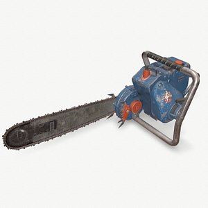 Chainsaw David Bradley model