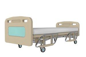 3D ICU Bed