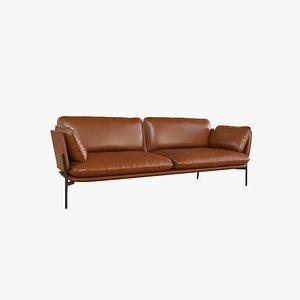 sofa v44 3D