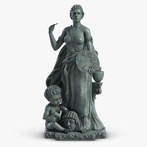 3D arts sculpture 1