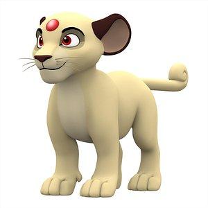 Persian Cub model