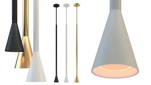 3D model suspended lamp maytoni