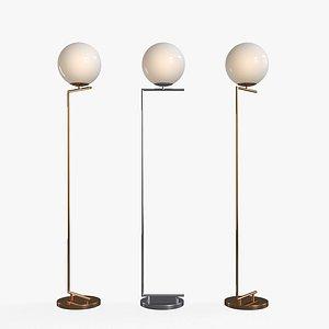 3D lamp arte bolla-unica a1921pn-1cc