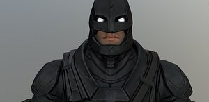 bvs batman armor - 3D