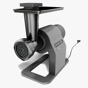 3D meat grinder electric