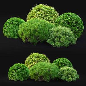 Plant Set 02 3D