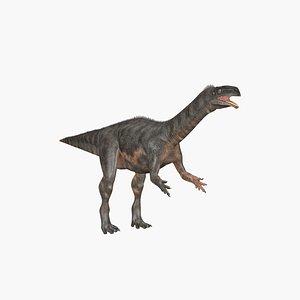 3D Plateosaurus