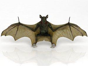 Flying Bat model
