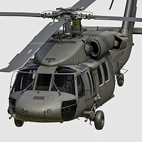 UH60 Black Hawk