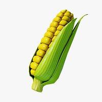 Cartoon Corn