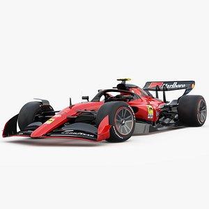 3D F1 Concept 2022 Marlboro Racing Team