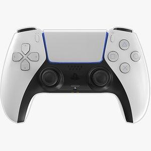 PlayStation 5 Controller DualSense 2 model