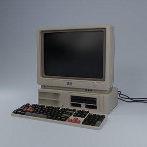 IBM Retro PC 3D