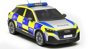 3D Car Police 13