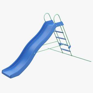 Slide 3D model