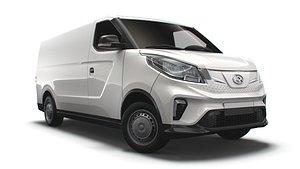 3D Maxus E Deliver 3 L2 2021