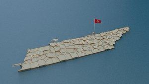 state flag model