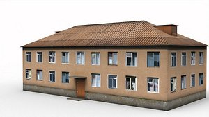 Two Storey House model