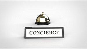 bell concierge model