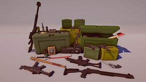 weapons fps 3D