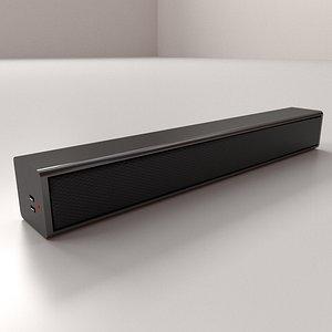 3D Sound Bar
