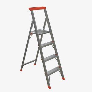 step ladder foldable model
