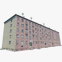 Norilsk Building 1960s