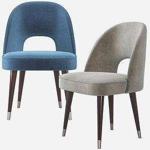 minotti eva chair collezioni model