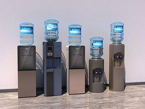 3D Water dispenser furniture appliances