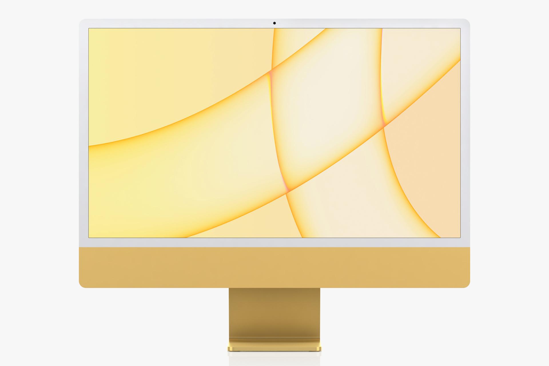 3D Apple iMac 24-inch 2021 All Color model - TurboSquid ...