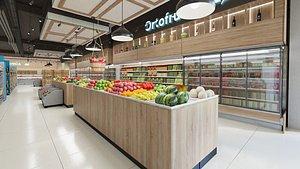 Supermarket model