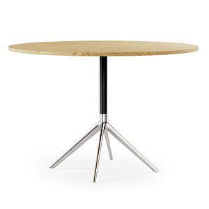 3D universal conference table model