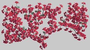 3D model flower20210905