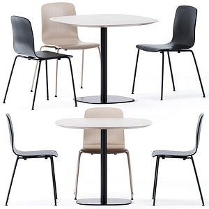 Hale Table by De Vorm 3D model