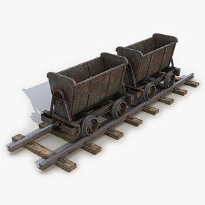 max trolley cart mining