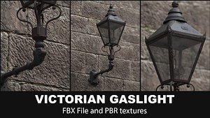 gas light gaslight 3D model