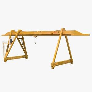 3D gantry crane industrial