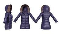 Ladies Padded Winter Coat