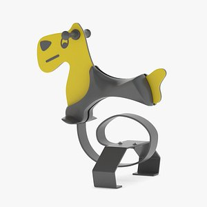 Lappset Dog 3D model