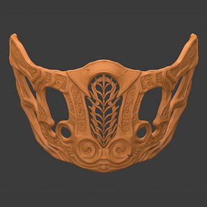 3D Sub Zero Mask 2021 - 3D Printable model