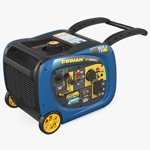 3D Firman WH03042 Portable Inverter Generator